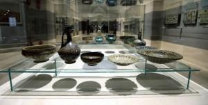 Iranian ceramics in the Museum of Islamic Arts